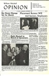 William Mitchell Opinion – Volume 1, No. 2, November 1959 by William Mitchell College of Law