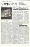 William Mitchell Opinion - Volume 4, No. 1, December 1961 by William Mitchell College of Law