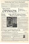 William Mitchell Opinion - Volume 5, No. 1, December 1962 by William Mitchell College of Law