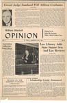 William Mitchell Opinion - Volume 5, No. 2, May 1963 by William Mitchell College of Law