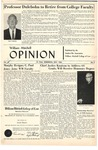 William Mitchell Opinion - Volume 9, No. 1, May 1966 by William Mitchell College of Law