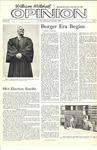 William Mitchell Opinion - Volume 12, No. 1, October 1969