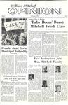 William Mitchell Opinion - Volume 13, No. 1, September 1970