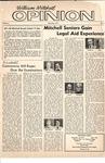 William Mitchell Opinion – Volume 14, No. 2, November 1971 by William Mitchell College of Law
